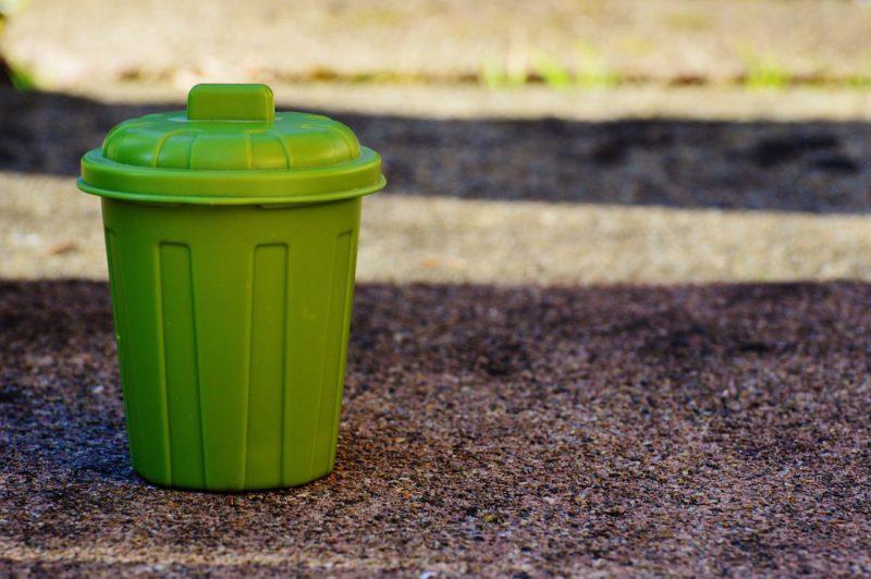 【ミニマリスト】ゴミ箱は断捨離できない、むしろ3つ必要【体験談】